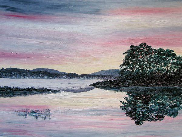 Loch Tulla at Dawn