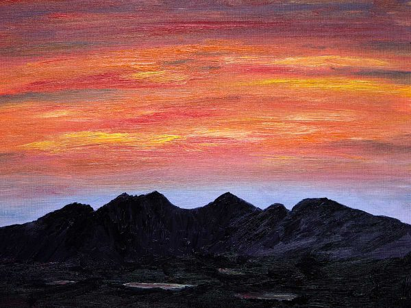 An Teallach Sunset