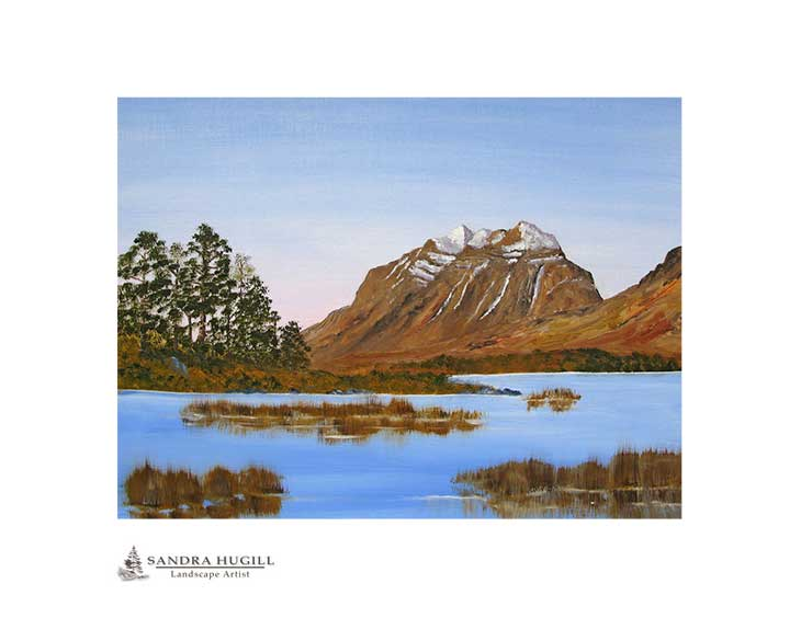 Liathach Torridon, Scottish Highlands limited edition fine art print