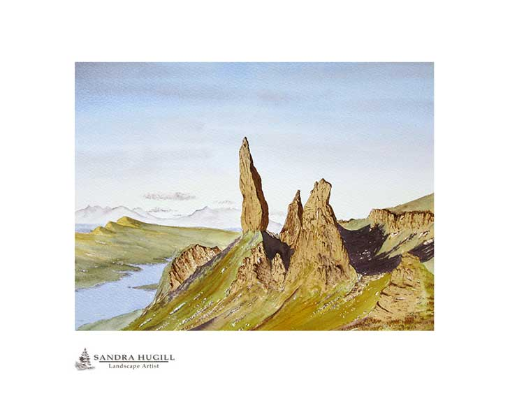 Old Man Of Storr, Isle of Skye limited edition fine art print