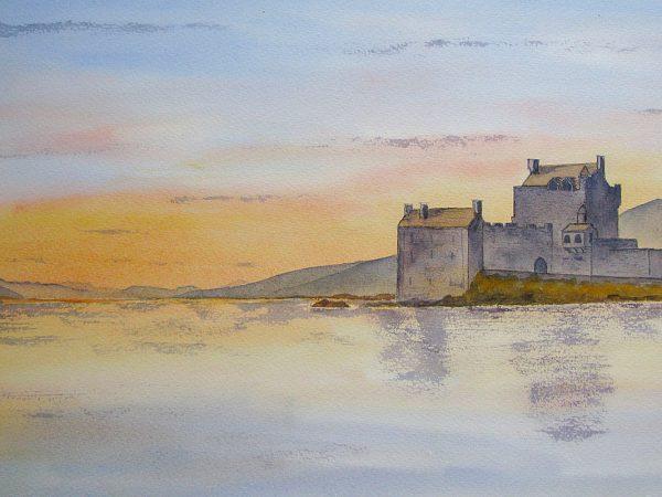 Eilean Donan Castle, Kintail