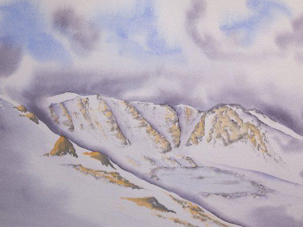 Lochnagar in Winter